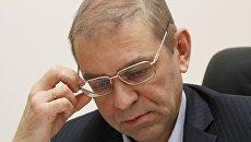 Сергей Пашинский. Архивное фото