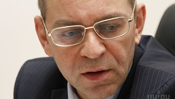 ГПУ: Уголовное производство против Пашинского закрыто