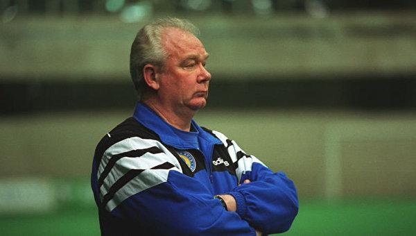 В.Лобановского включили втоп-10 наилучших тренеров всех времен