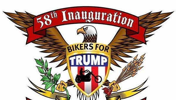 Тысячи американских байкеров приедут наинаугурацию Трампа