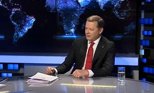 Олег Ляшко в эфире канала 112 Украина