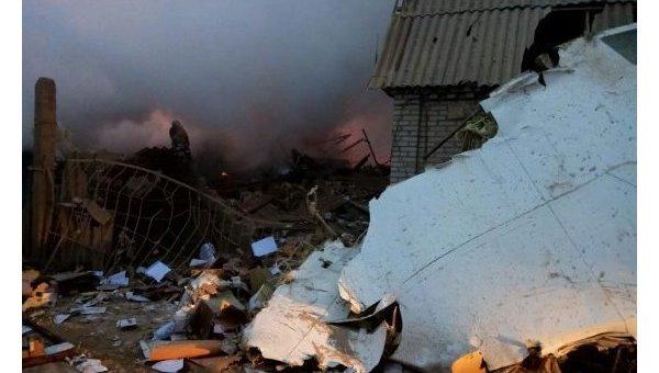 Возбуждено уголовное дело всвязи скрушением турецкого Boeing-747 вКиргизии
