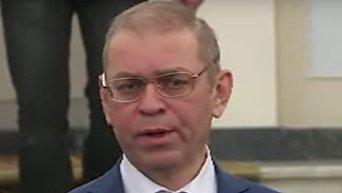 Сергей Пашинский о требовании опубликовать видео очной ставки