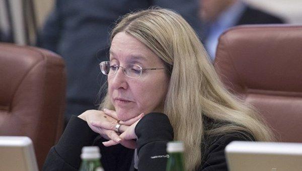 Вилкул иШурма хотят снять Супрун сдолжности и.о. министра здрвоохранения