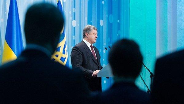 Порошенко, Олланд иМеркель договорились продолжать реализацию «Минска»