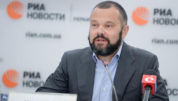 Максим Гольдарб, руководитель общественной организации Публичный аудит