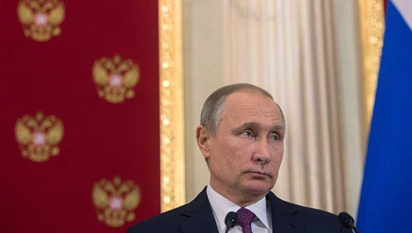 Владимир Путин и Майдан в Вашингтоне