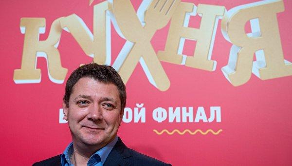 Актёр Ян Цапник