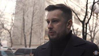 Андрей Билецкий о коррупции в Нацгвардии. Видео