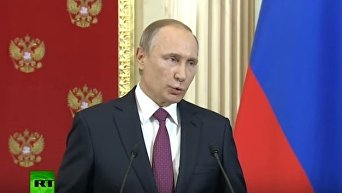 Владимир Путин об американском Майдане. Видео
