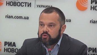 Гольдарб назвал причины скачка курса доллара в Украине. Видео
