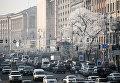 Зимний Киев