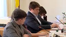 Не вы ли сдали Крым? - обращение Савченко к Пашинскому. Видео