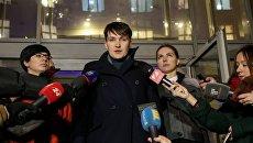 Брифинг народного депутата Надежды Савченко