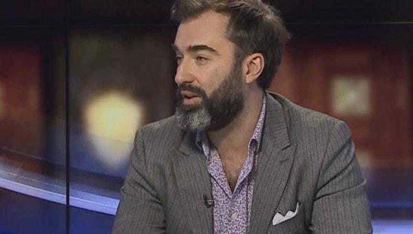 Политолог-международник Питер Залмаев
