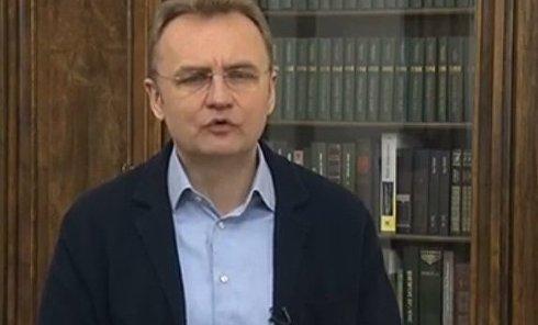 Андрей Садовый об экологической ситуации во Львове. Видео