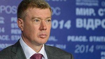 Нардеп от фракции Оппозиционного блока Сергей Ларин