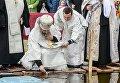 Служба Онуфрия на Крещение