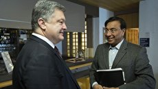 Президент встретился с руководителями ряда крупных западных компаний