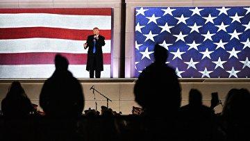 Инаугурация Трампа, или Выездное заседание Рады в Вашингтоне