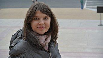 Политтехнолог Екатерина Одарченко