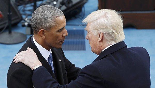 Трамп обещает «спасти» США от реформы здравоохранения Обамы