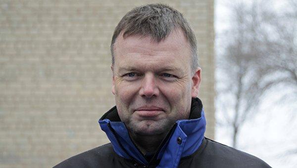 Заместитель главы миссии ОБСЕ в Украине Александр Хуг