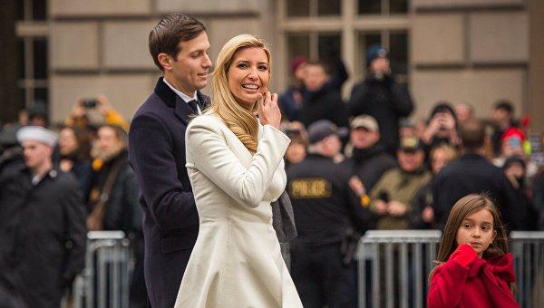 WSJ узнала оботказе Трампа выходить изсоглашения оклимате из-за дочери