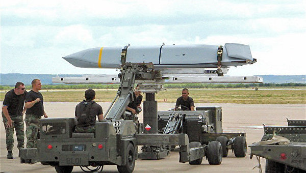 Высокоточные крылатые ракеты Jassm Extended Range класса воздух-поверхность