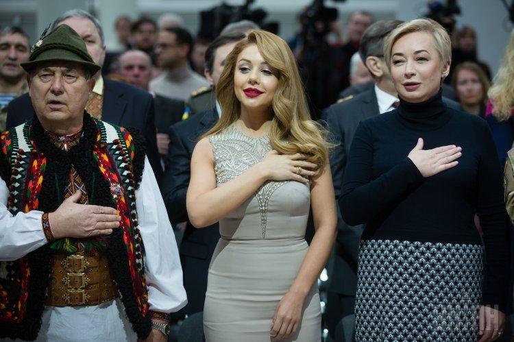 Торжества по случаю Дня Соборности Украины