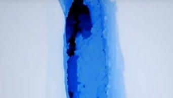 Ученые показали гигантскую 40-километровую трещину в Антарктиде. Видео