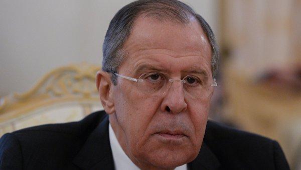 Лавров: слова Порошенко ореализации Минска-2 противоречат соглашениям