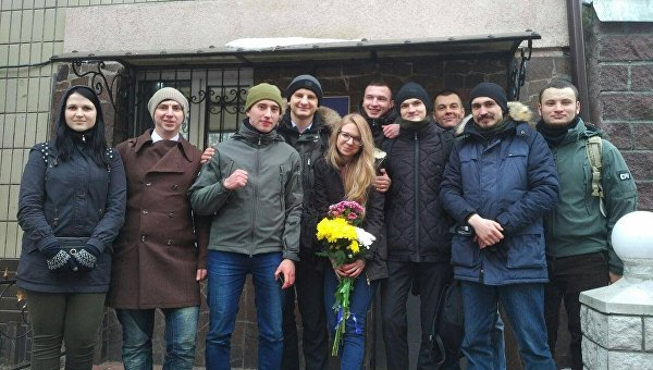 Заверуху освободили под залог в1,6 млн грн
