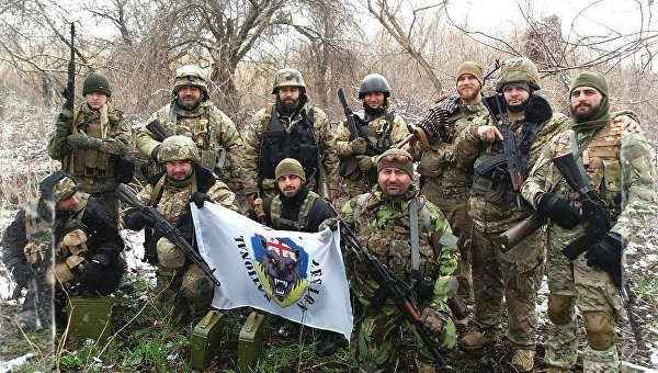 Луценко невидит обстоятельств для выдачиРФ грузина-АТОшника