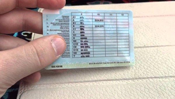Срок действия водительских прав могут уменьшить до5 лет,— МВД
