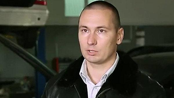 Автоэксперт Павел Семенченко