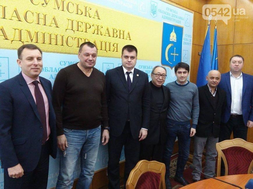 Китайские бизнесмены приобрели украинский футбольный клуб «Сумы»
