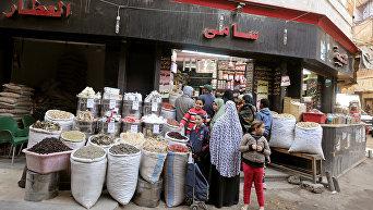 Ситуация в Каире, Египет