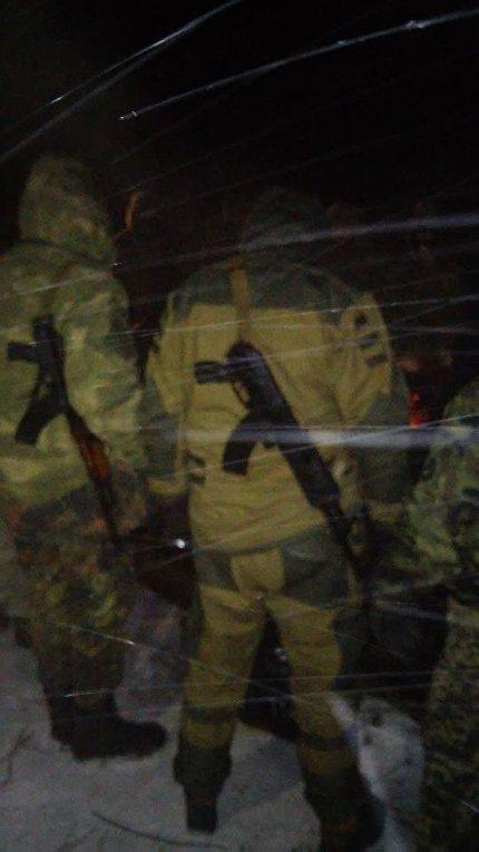 Блокирование поездов в Луганской области