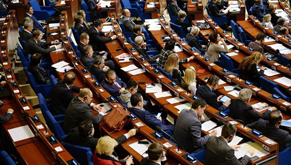 Главное достижение резолюции ПАСЕ— поправки озащите прав оппозиции,— Левочкина