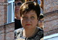 Наталья Макаренко - учительница из Черкасс, угрожавшая научить любить советскую власть