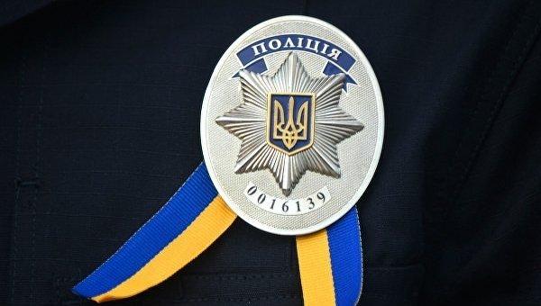 Нацполиция Украины. Архивное фото