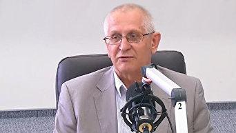 Руководитель национального проекта Чистый город Иван Олексиевец.
