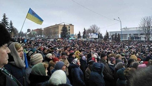 «Медицинский Майдан» вВинницкой области