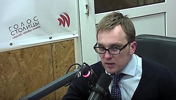 Юрист, эксперт Центра социальных и трудовых исследований Виталий Дудин.