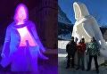 Скульптуры World Snow Festival 2017