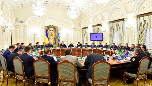 СНБО собирает совещание пооборонному заказу на 2017г