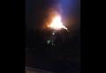 На месте обстрела дома экс-главы ГУ МВД в Закарпатской области Василия Варцабы