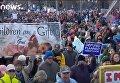 В Вашингтоне прошел марш против абортов