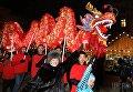 Празднование Китайского Нового года во Львове